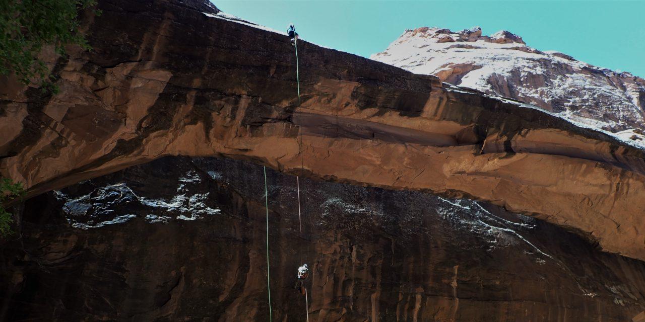Negro Bill Canyon trail – Moab