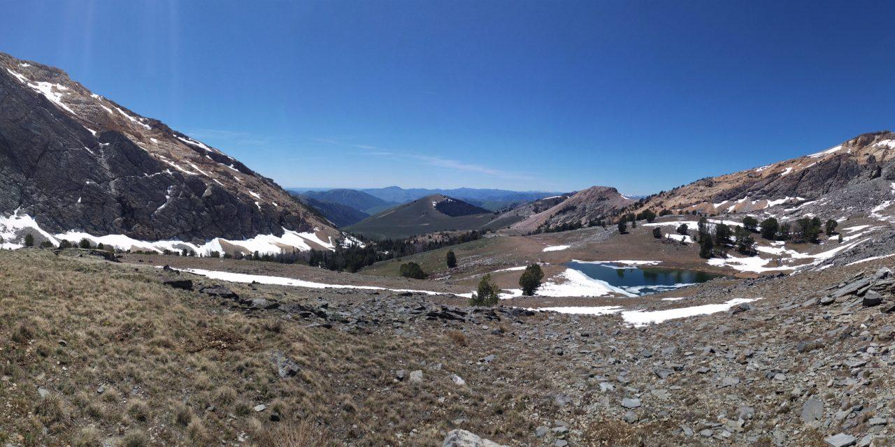 Hyndman Basin Trail to Sundance Lake