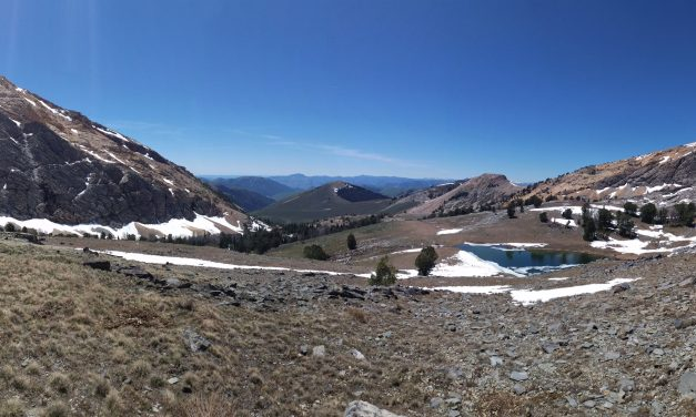 Hyndman Basin Trail to Sundance Lake