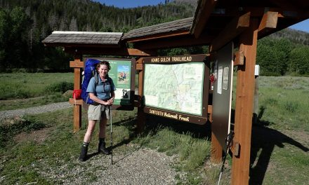 Sawtooths – Backpack Adams Rib Circuit