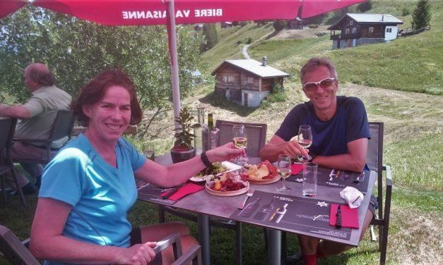 Bisse de Salins to Veysonnaz – Valais
