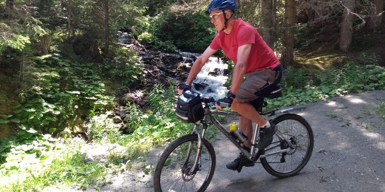 Nendaz to La Tsoumaz cycle