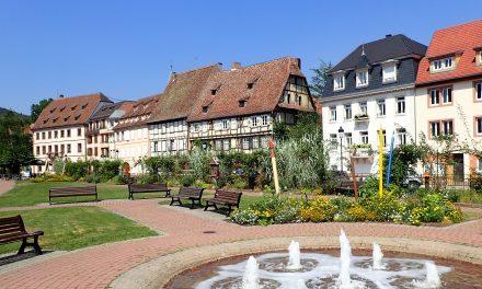 Wissembourg Seltz Rhine loop (Strasbourg)