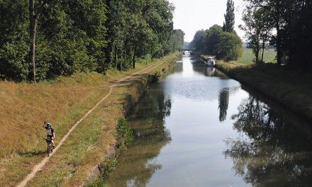 Marne-Rhine Canal cycle (Strasbourg)