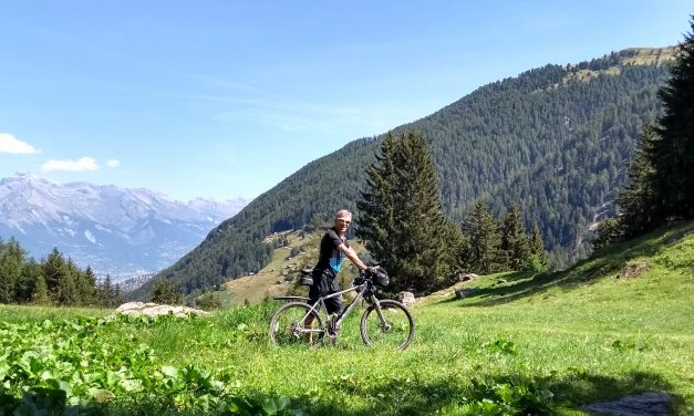 Nendaz to Sievez cycle