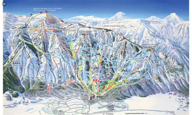 First downhill ski 2019