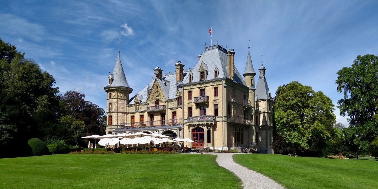 Spiez to Bern cycle ride 26 Aug