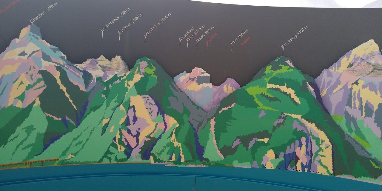 Schwyz day 1 loop 19 Sept